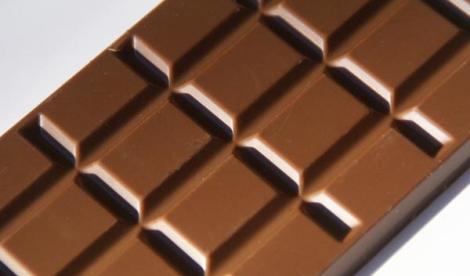 Když sladké, tak čokoládu!