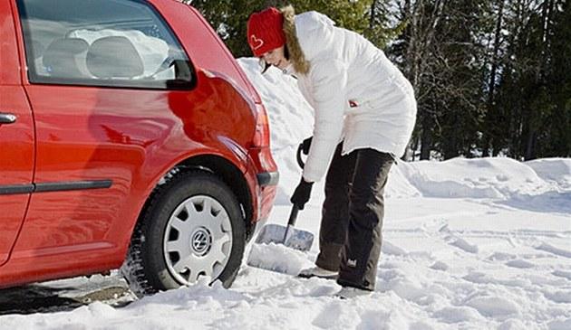 Připravte auto na zimní dovolenou