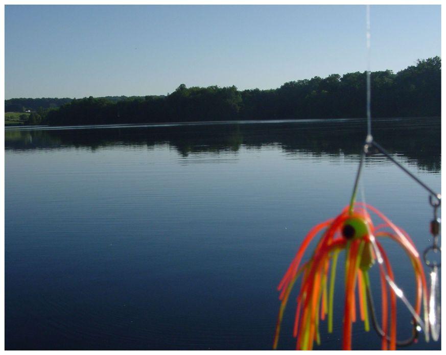 Jezero Lure stále žije Hříšným tancem