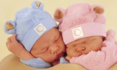 Máme dvojčátka