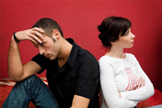 Rozvod bolí, ale jde zvládnout s grácií