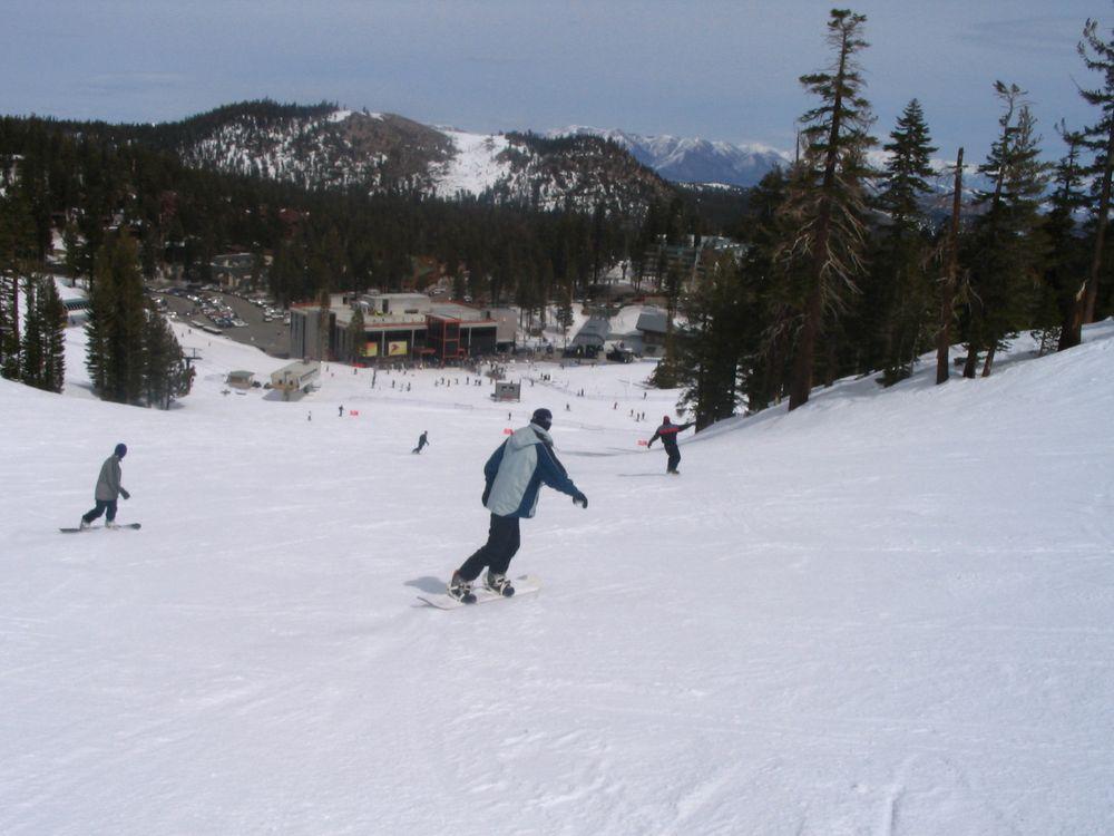 Jak se naučit lyžovat