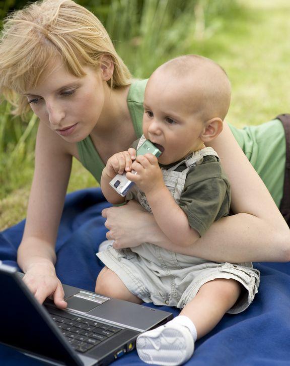Přivýdělek při mateřské dovolené