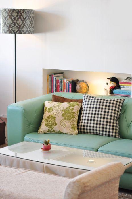 Obývací pokoj – místo, kde se schází celá rodina