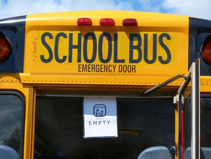 Cesta do školy – hlavně být vidět