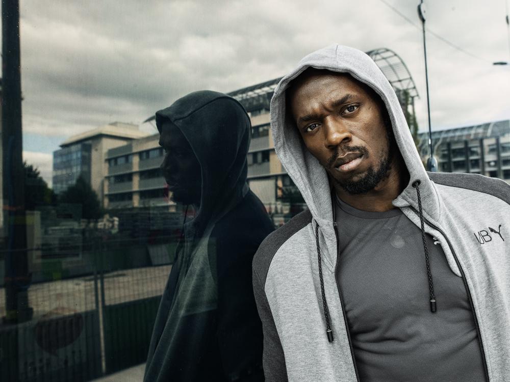Puma připravila kolekci s Usainem Boltem