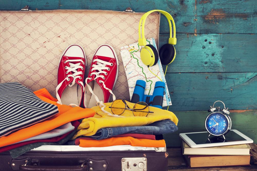 Jak se zabalit na týden do příručního zavazadla
