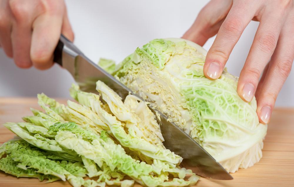 Přednosti čínského zelí ocení  zejména ti, kteří hubnou