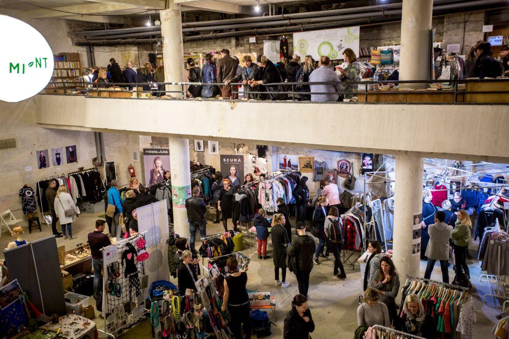 Přijďte na prosincový MINT: Prague Fashion Market!