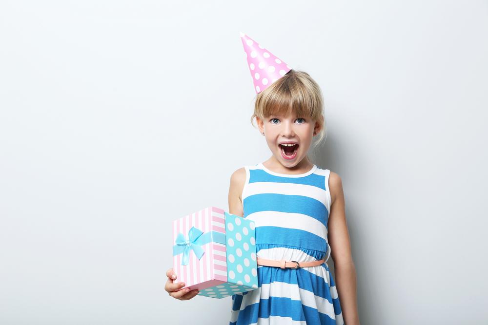 3 tipy na oslavu dětských narozenin