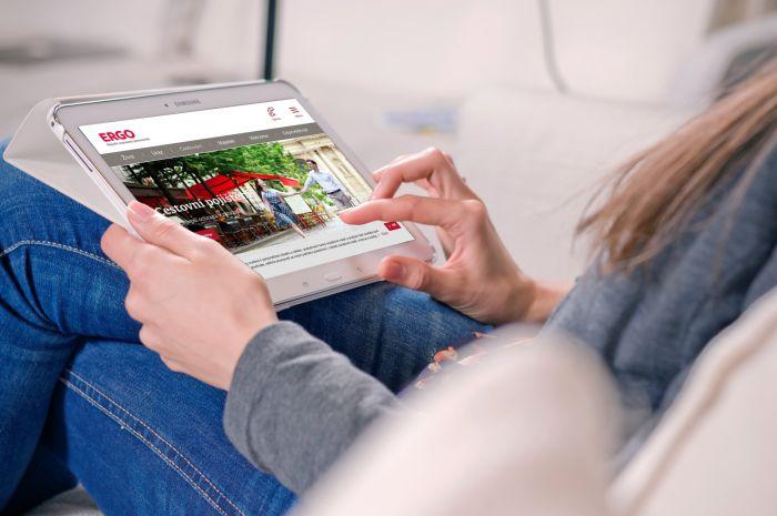 ERGO cestovní pojištění on-line