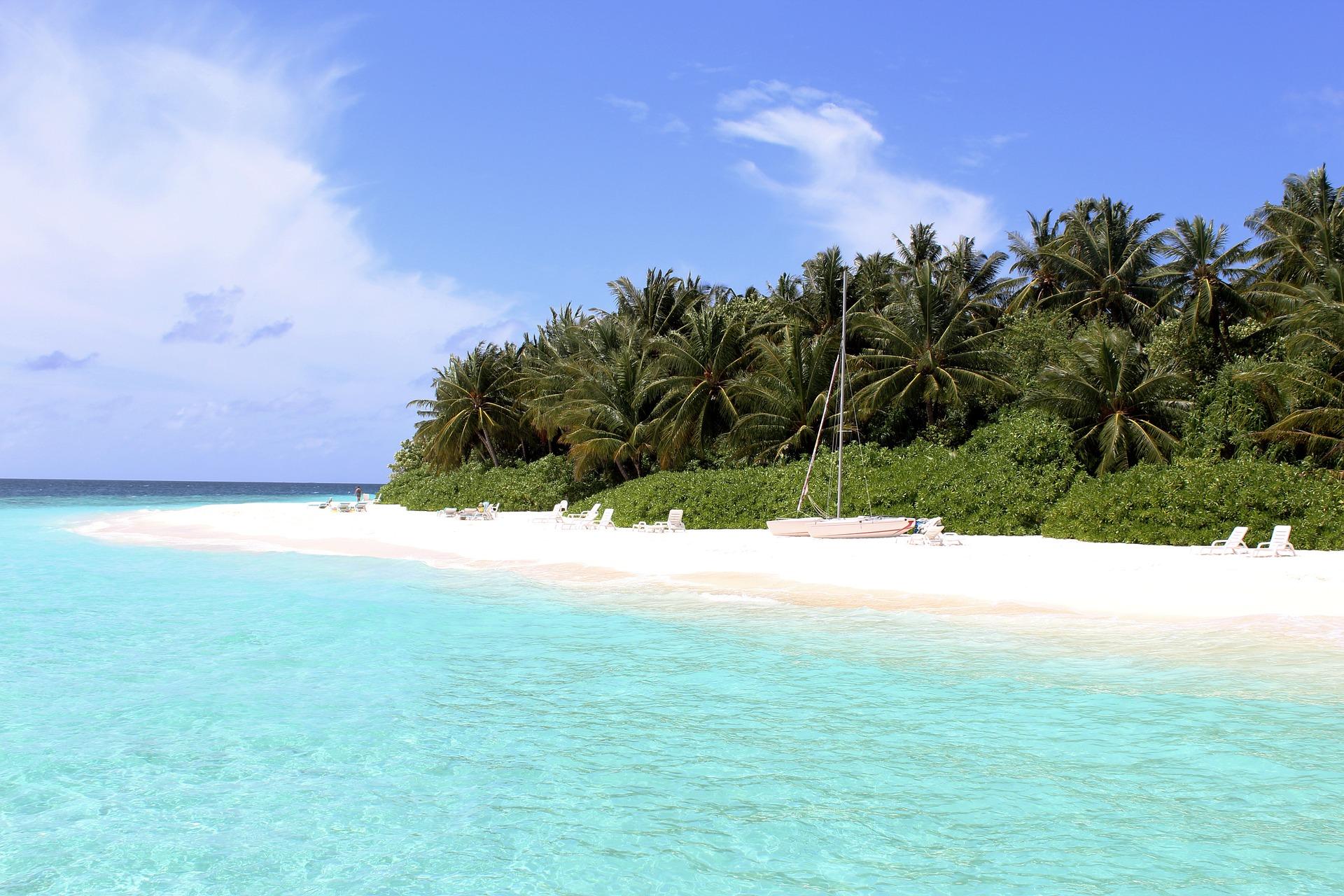 Moje vysněná dovolená na Maledivách