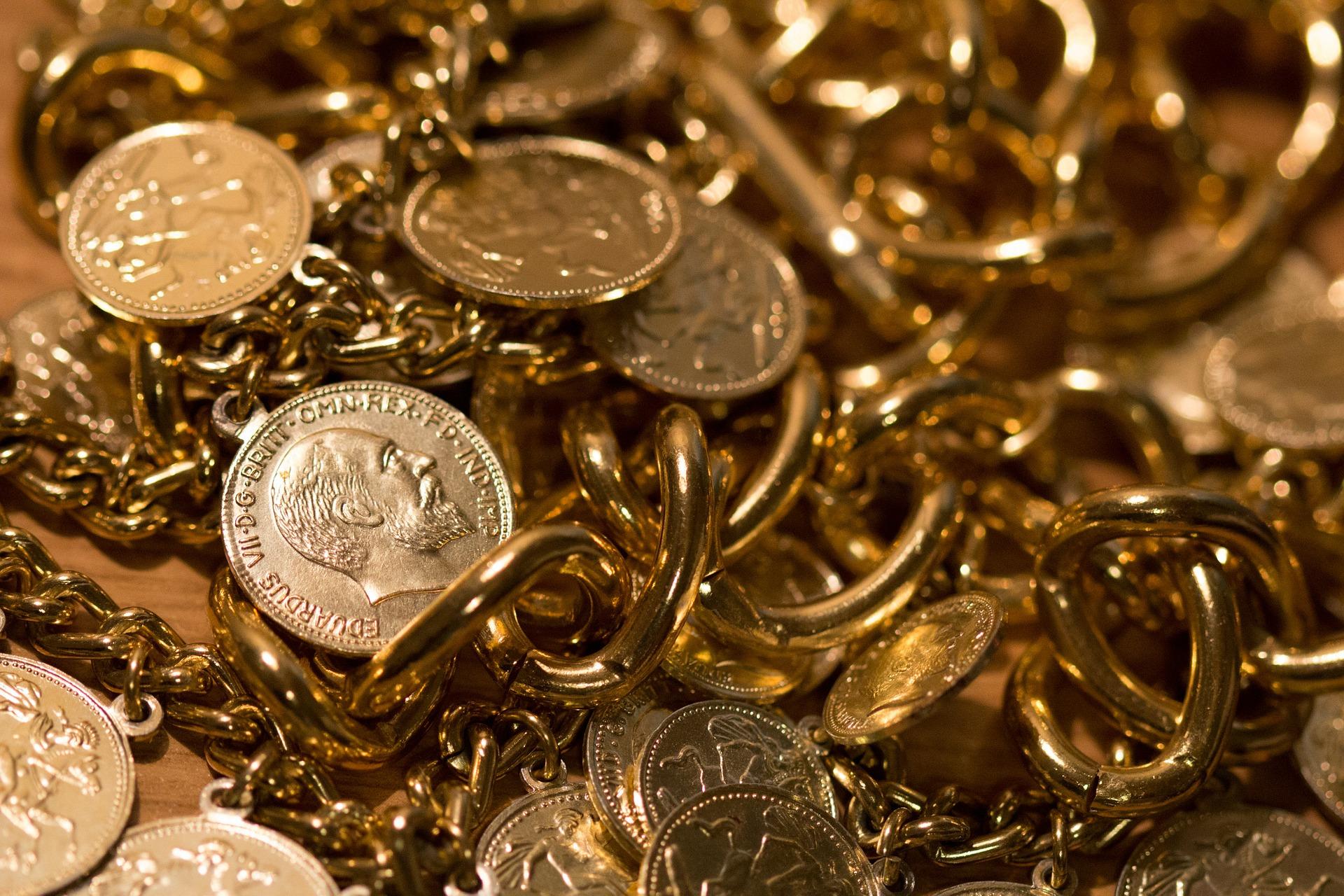 Zlato místo peněz