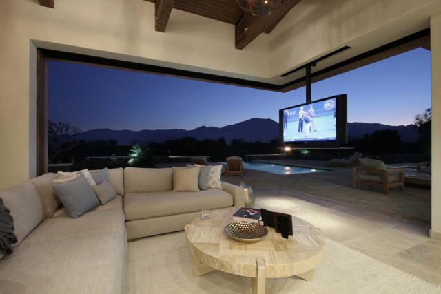 Vestavěné televize – trend nejen v obývácích
