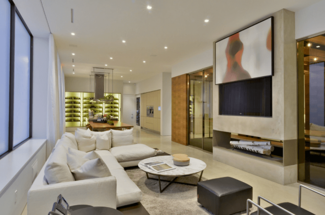 Vestavěné televize - trend nejen v obývácích
