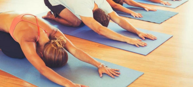 Jak si vybrat podložku na cvičení