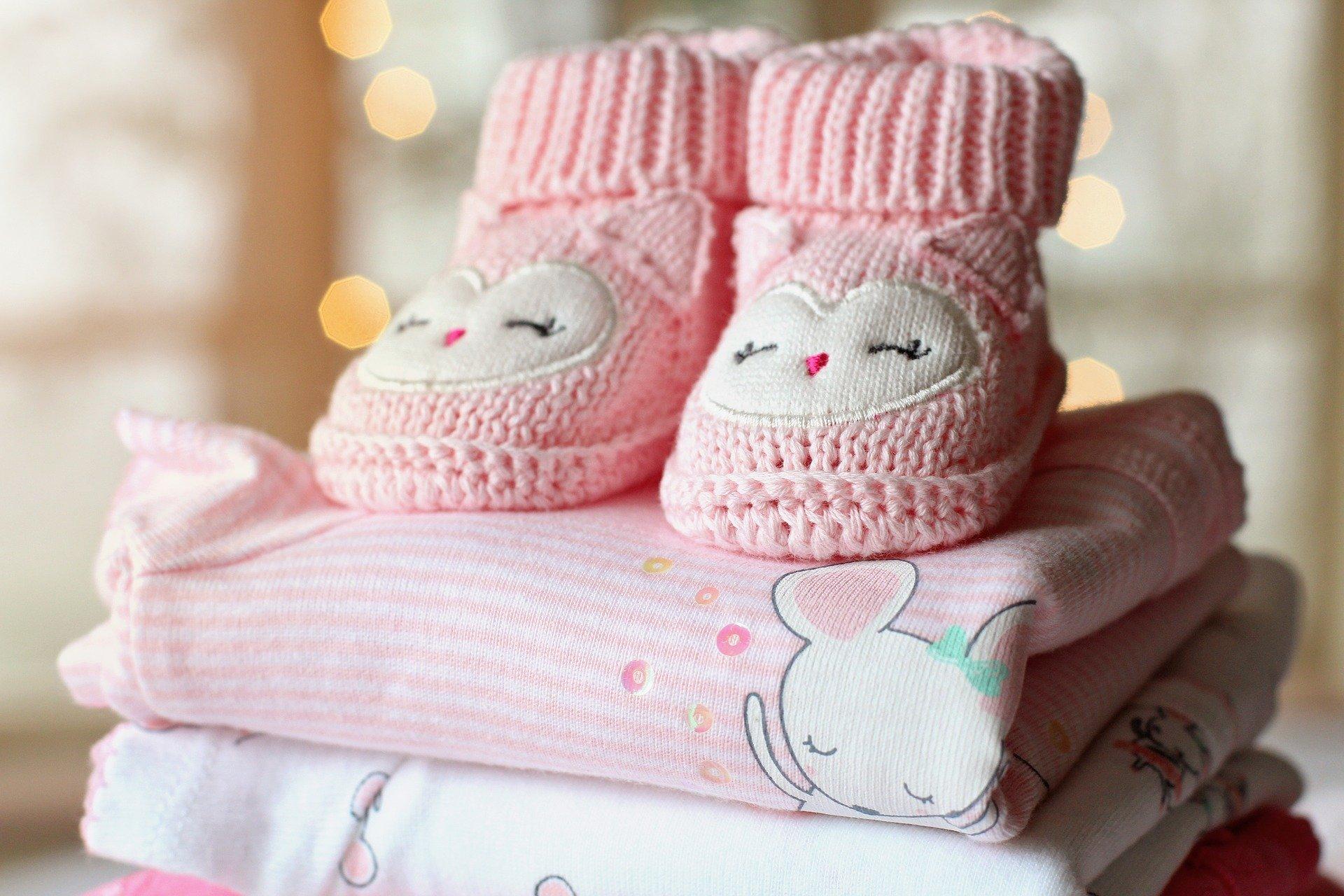 Dětské a kojenecké oblečení