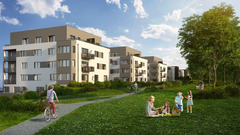 Byty u parku na Žižkově lákají na bydlení už vroce 2022